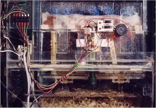 sensores flotador filtro